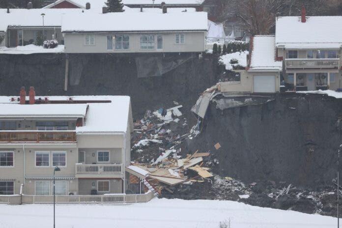 Hundimientos en Noruega dejan 21 desaparecidos y 10 heridos