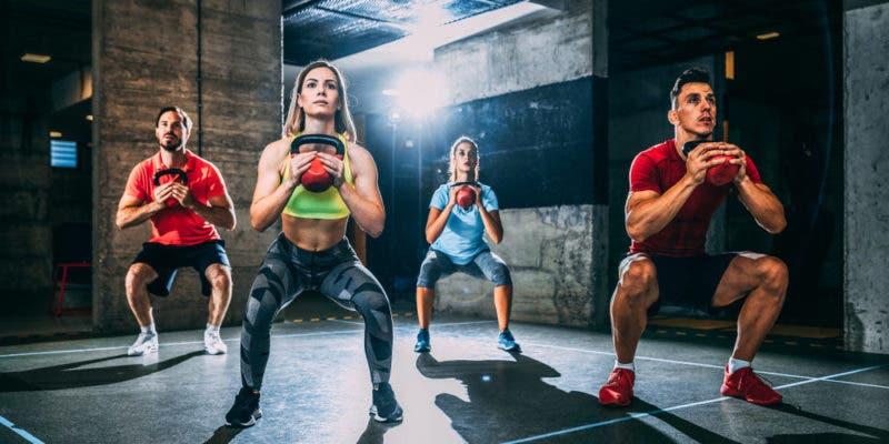 Ejercicios rápidos para perder peso y llegar fit al Año Nuevo