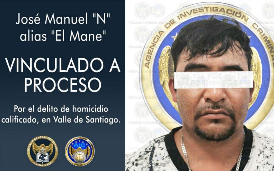 Capturan al asesino de pareja de jinetes en Guanajuato