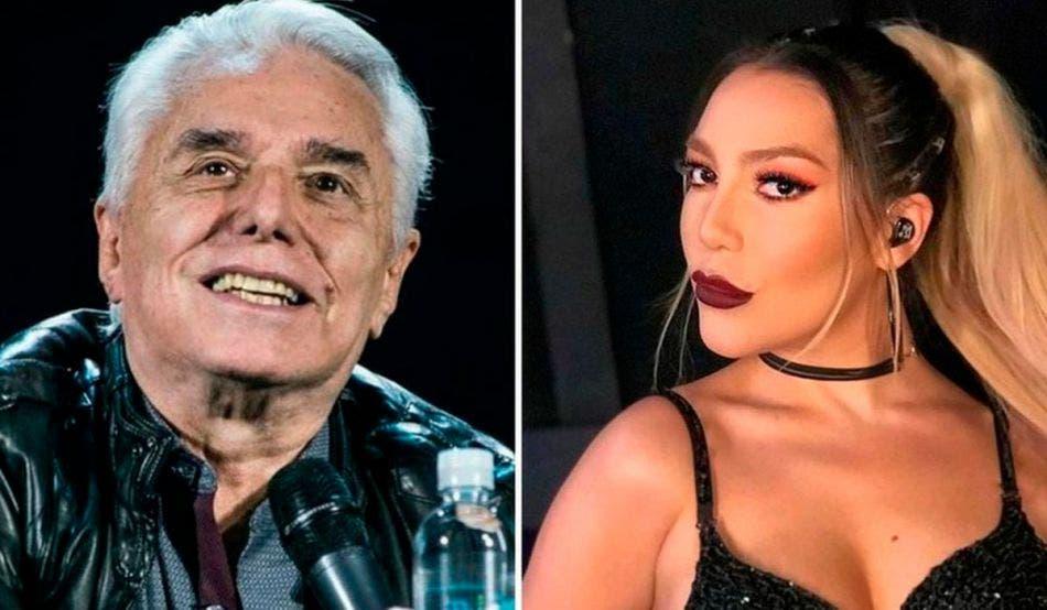 Enrique Guzmán no quiere hacer dueto con su nieta Frida Sofía