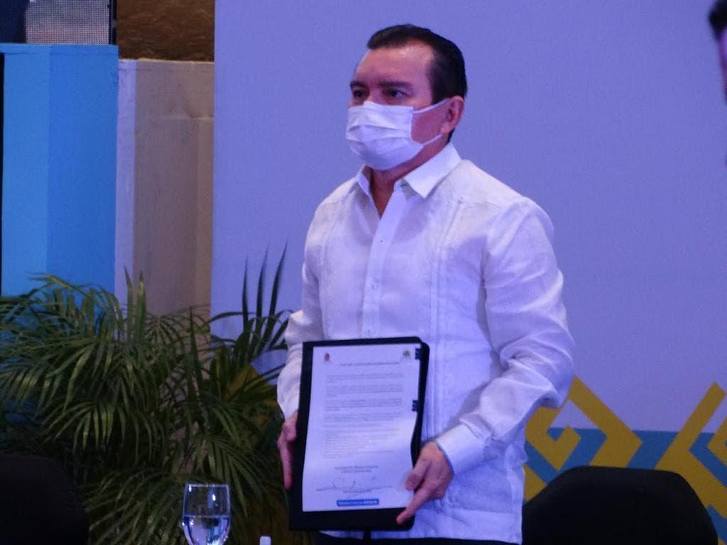 La impartición de justicia nunca se detuvo: José León; se suma el Poder Judicial a la unidad para que Quintana Roo siga siendo una tierra próspera.