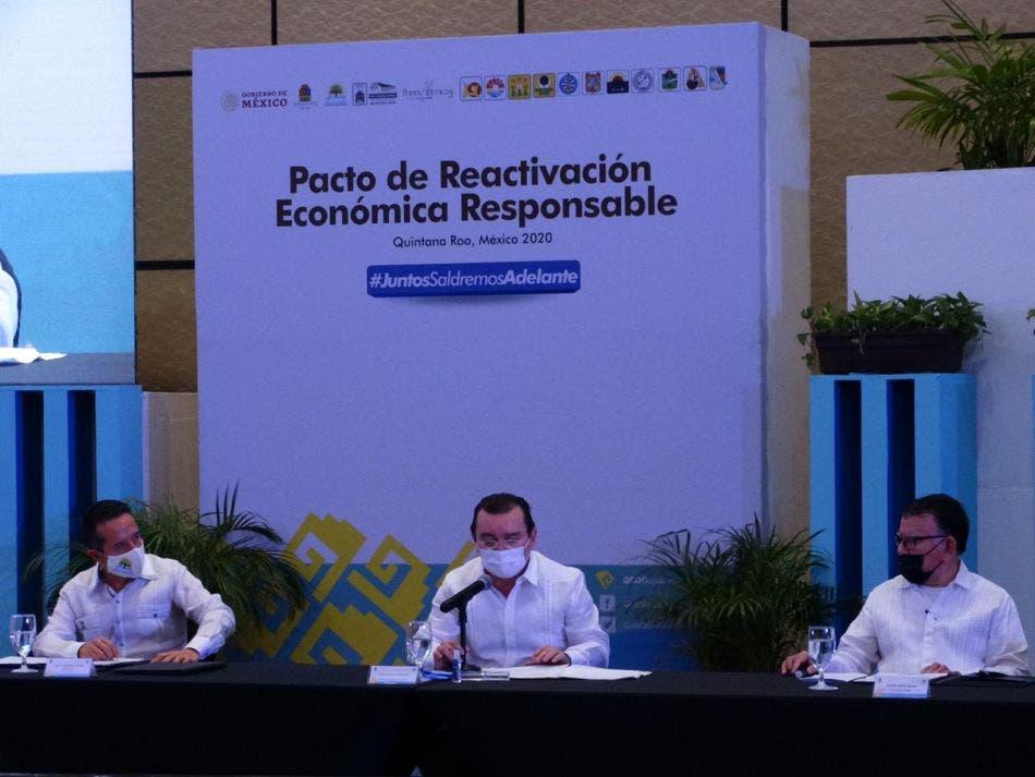 La impartición de justicia nunca se detuvo en Quintana Roo: José León.