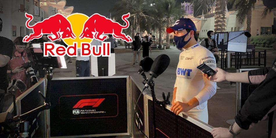 Fórmula 1: Red Bull da alas a Checo Pérez