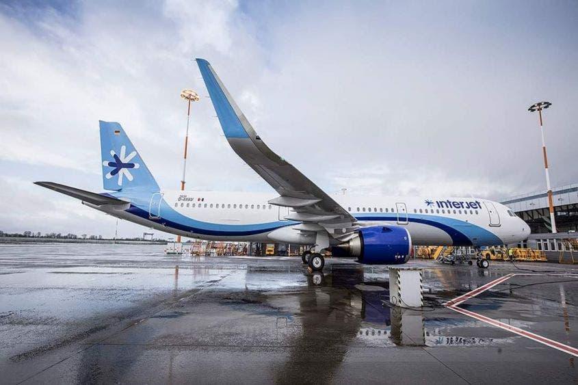 Cancela Interjet vuelos hasta el 31 de diciembre.