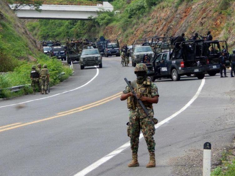 Guerrero, asolado por el narco, ¿cómo disminuyó ejecuciones?