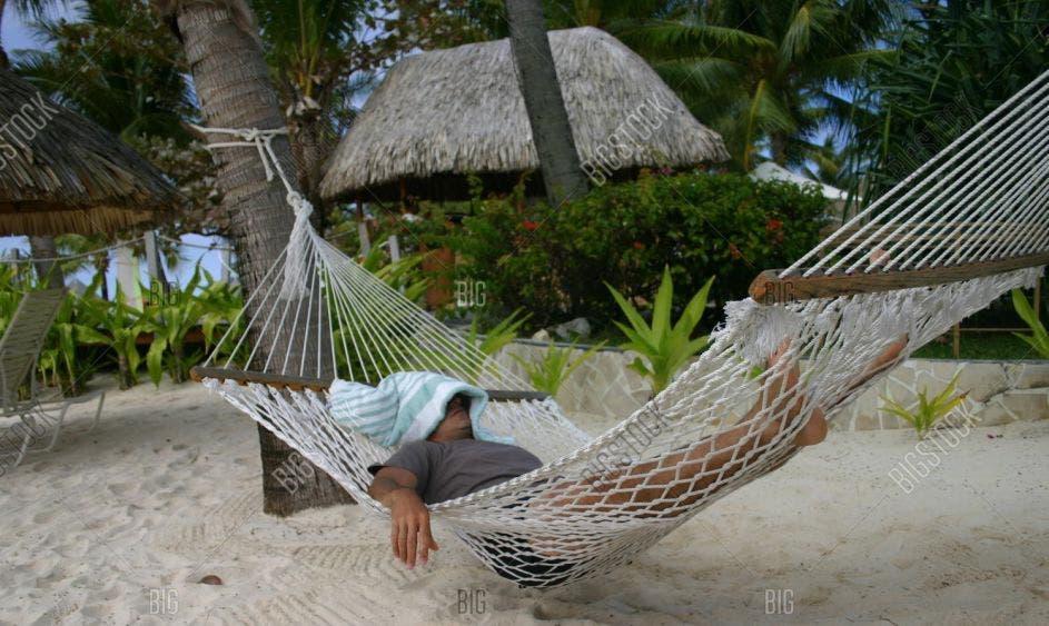 Amantes de la hamaca y buen dormir: vacaciones y puentes en 2021