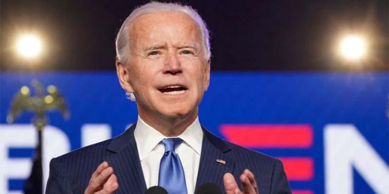 Joe Biden se vacunará contra el Covid-19 el próximo lunes