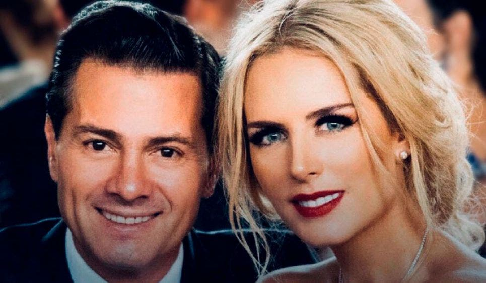 La novia de EPN, Tania Ruíz revela las secuelas que le dejo el Covid-19
