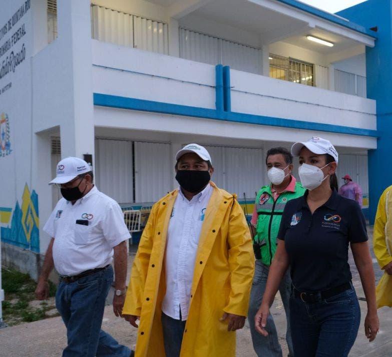 """Nos afectaron """"Delta"""", """"Zeta"""" y la tormenta tropical """"Gamma"""", así como semanas de intensas lluvias, todo en medio de una pandemia, señala la Alcaldesa"""