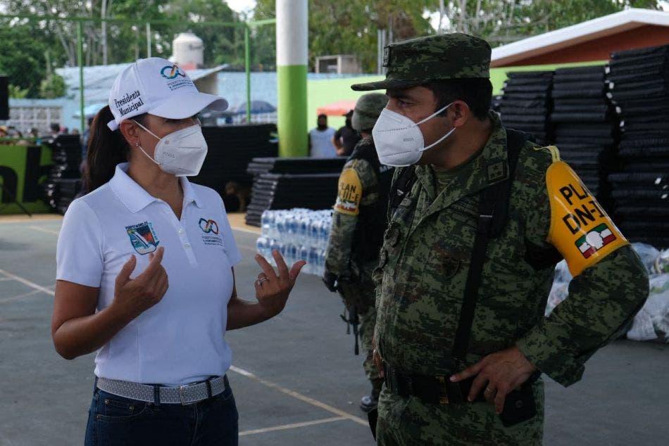 """""""Los portomorelenses han demostrado ser una comunidad resiliente"""", destaca el coordinador municipal de Protección Civil, Guillermo Morales"""
