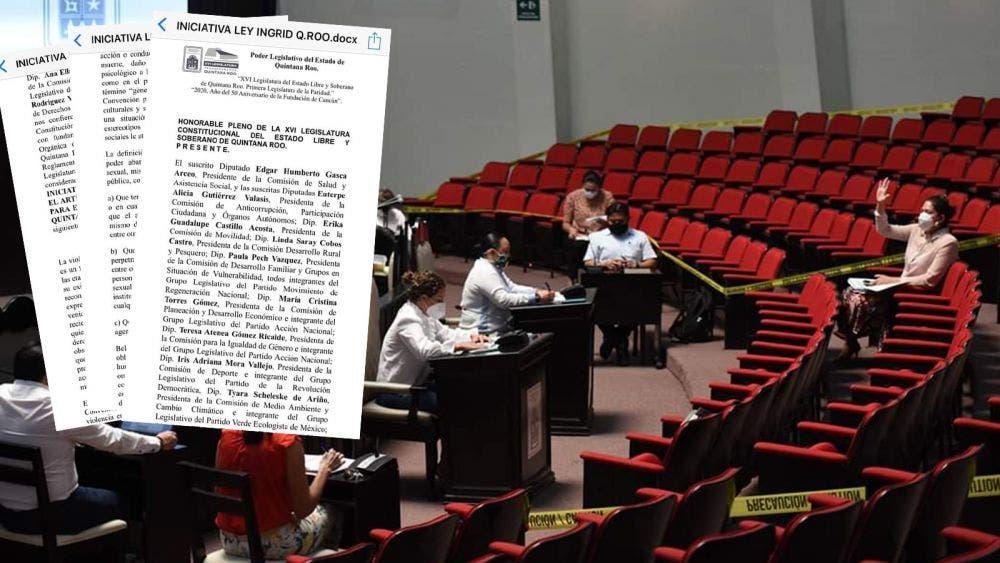 Interface: Busca Congreso aplicar ley Mordaza al periodismo en Quintana Roo