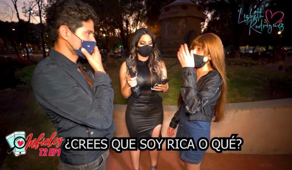 Lizbeth Rodríguez expone a infiel que vendía packs en Onlyfans