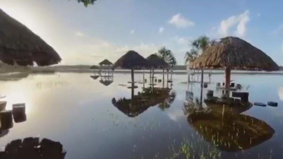 Lluvias detienen proyecto ecoturístico