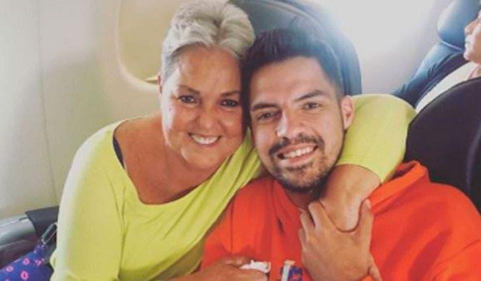 Lupita D'Alessio en contra de las agresiones que recibió su hijo Cesar D'Alessio