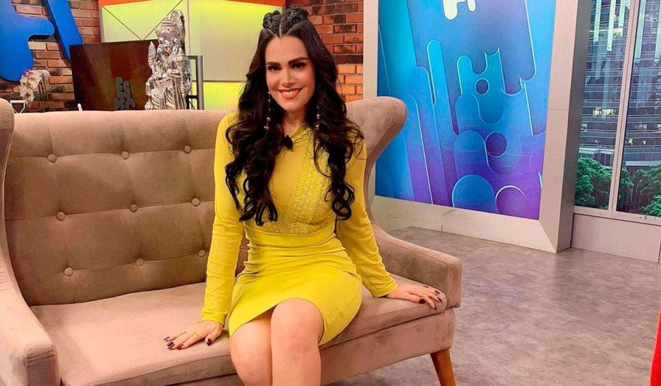 Luz Elena González culpa a su empleada por contagiarla de Covid-19