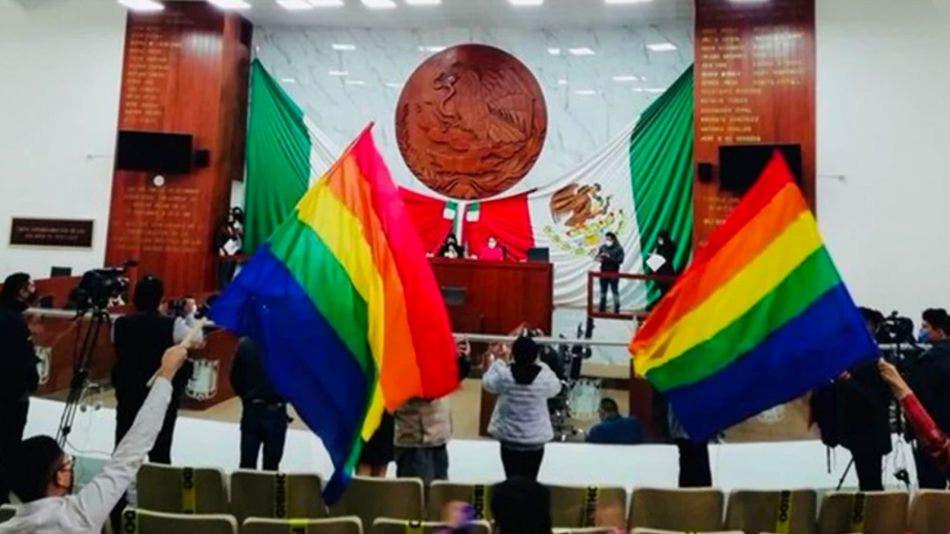 Se suma Tlaxcala a la aprobación del matrimonio igualitario