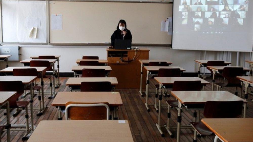 El Covid-19 será considerado como riesgo de trabajo para los maestros
