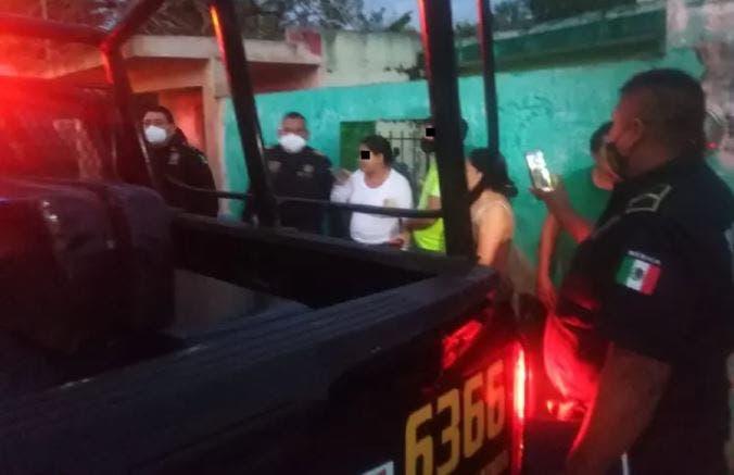 Movilización policiaca en Tizimín por presunta desaparición de menor