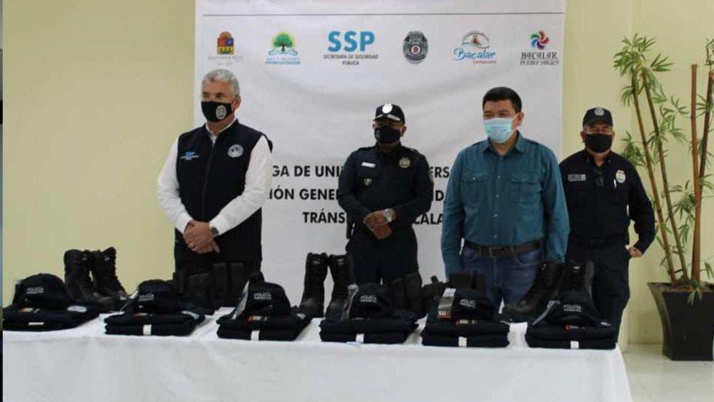 Policía de Bacalar reforzará operativos en año nuevo