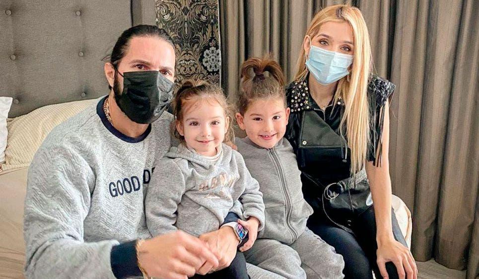 Poncho De Nigris y su familia relatan su lucha contra el Covid-19