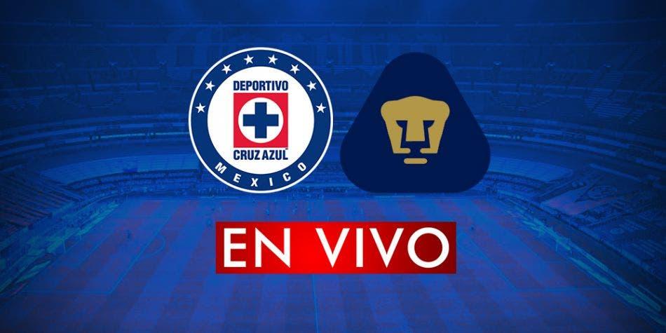 Liga MX: Cruz Azul vs Pumas (horario y transmisión)