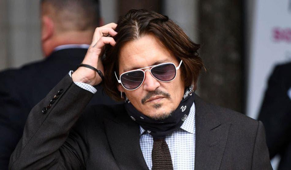 Presentará Johnny Depp nueva demanda contra 'The Sun'