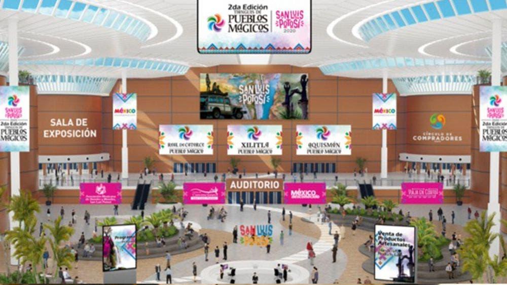 Quintana Roo presenta resultados de la 2da Edición del Tianguis de Pueblos Mágicos