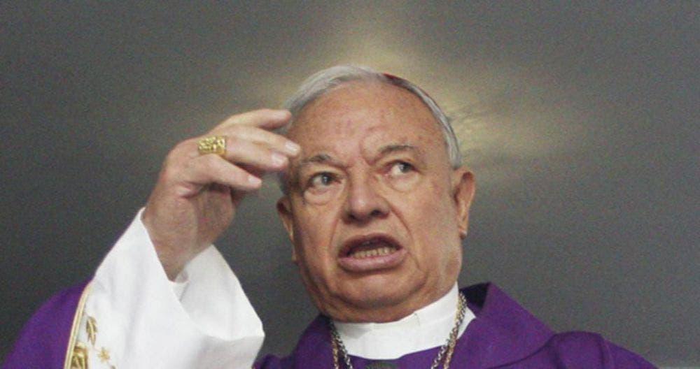 Con un té de guayaba se cura el Covid-19: Cardenal Sandoval Iñiguez