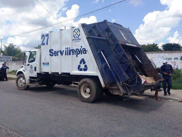 En Navidad y Año Nuevo no habrá recolección de basura en Yucatán