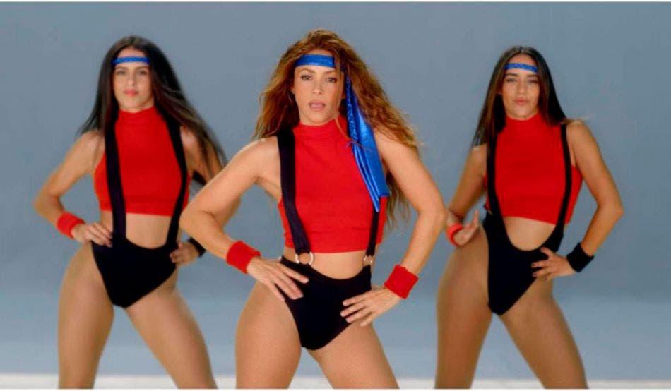 Shakira y Black Eyed Peas sorprenden con nuevo videoclip
