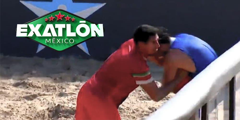 Exatlón México: Pato Araujo y Keno Martell protagonizan PELEA ¿serán expulsados?