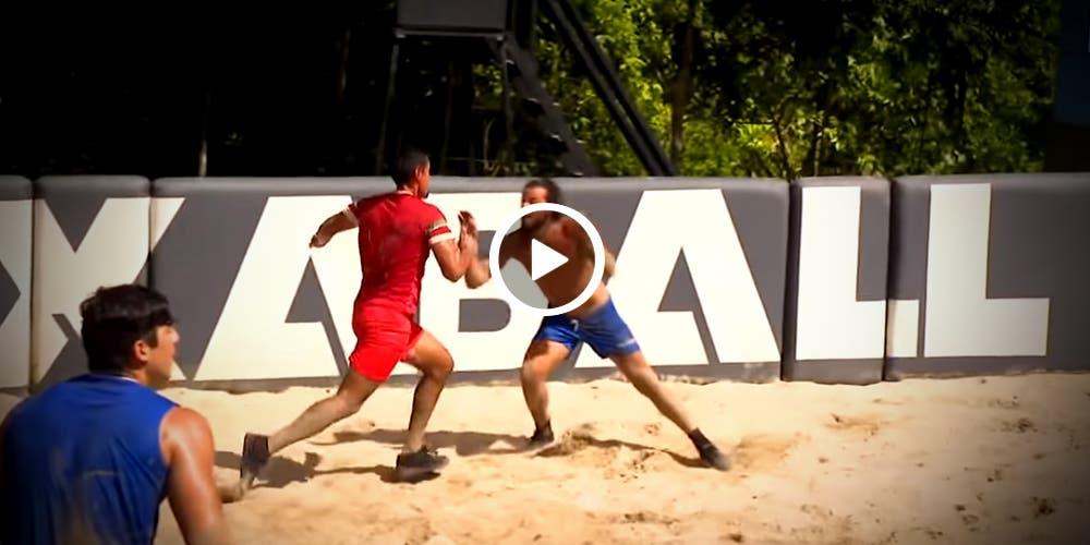 Exatlón México: Pelea Pato vs Keno (VIDEO)
