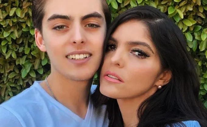 Ana Bárbara y su hijo sufren un accidente en Nochebuena