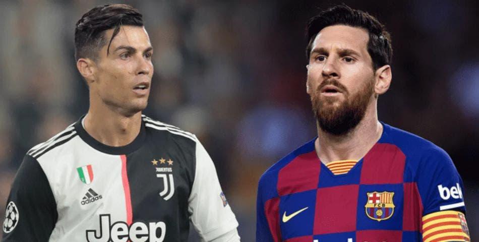 Juventus y Cristiano quieren derrotar al FC Barcelona