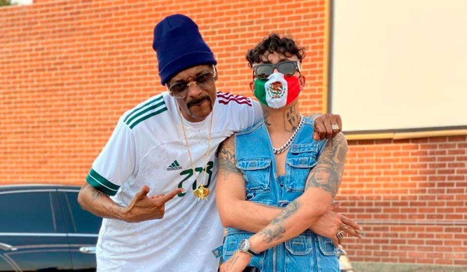 Sorprende Snoop Dogg a fans con colaboración con rapero mexicano