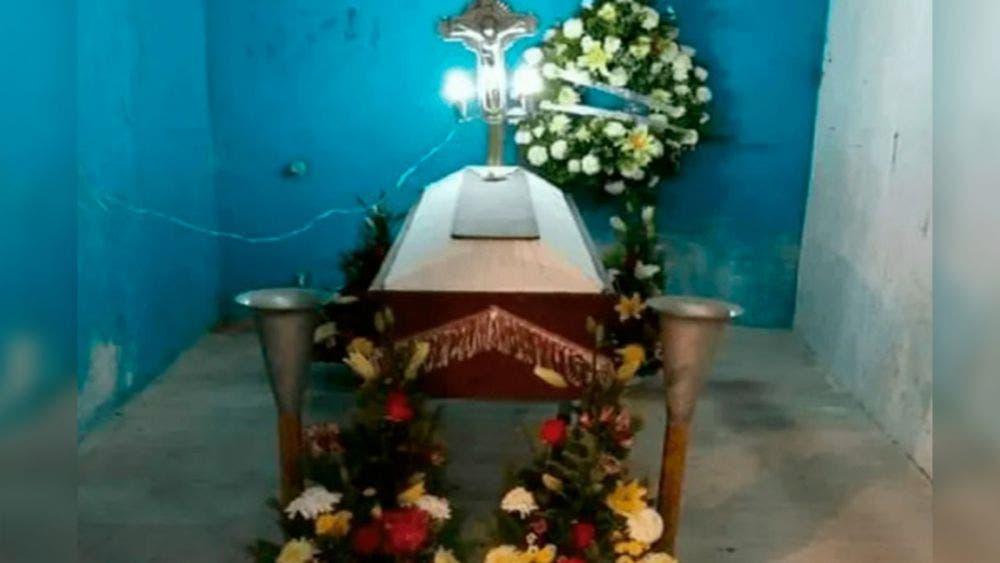 Dan último adiós a Ana Gómez, víctima de feminicidio