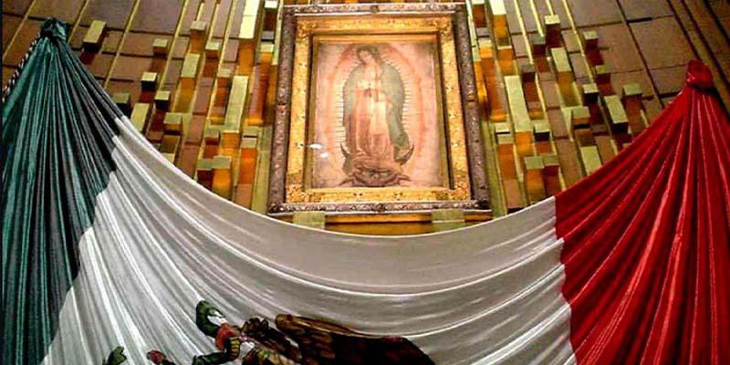 ¿Dónde ver las Mañanitas virtuales a la Virgen de Guadalupe?