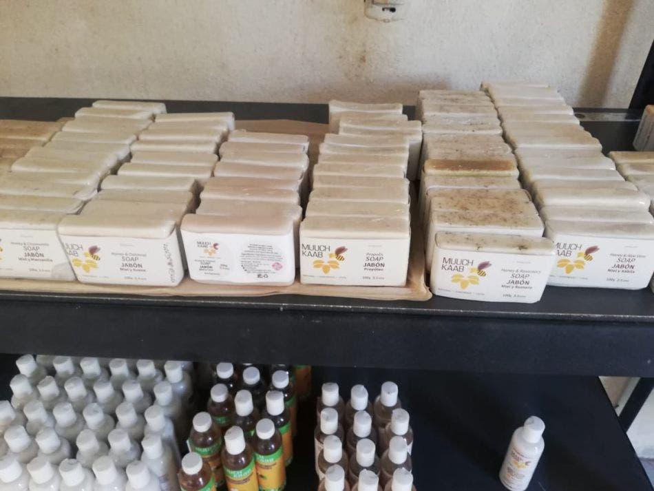 Afecta Covid la comercialización de productos con miel melipona.