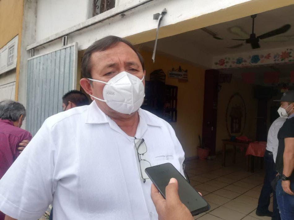 Buscará la reelección el edil de Lázaro Cárdenas.