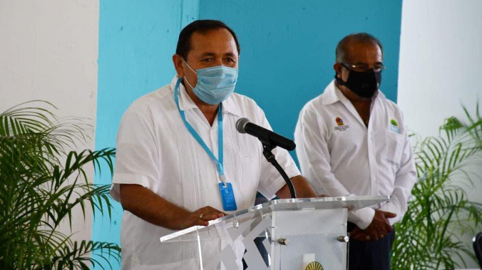 Buscará la reelección el edil de Lázaro Cárdenas; Nivardo Mena Villanueva no descarta ir por la gubernatura en el 2022.
