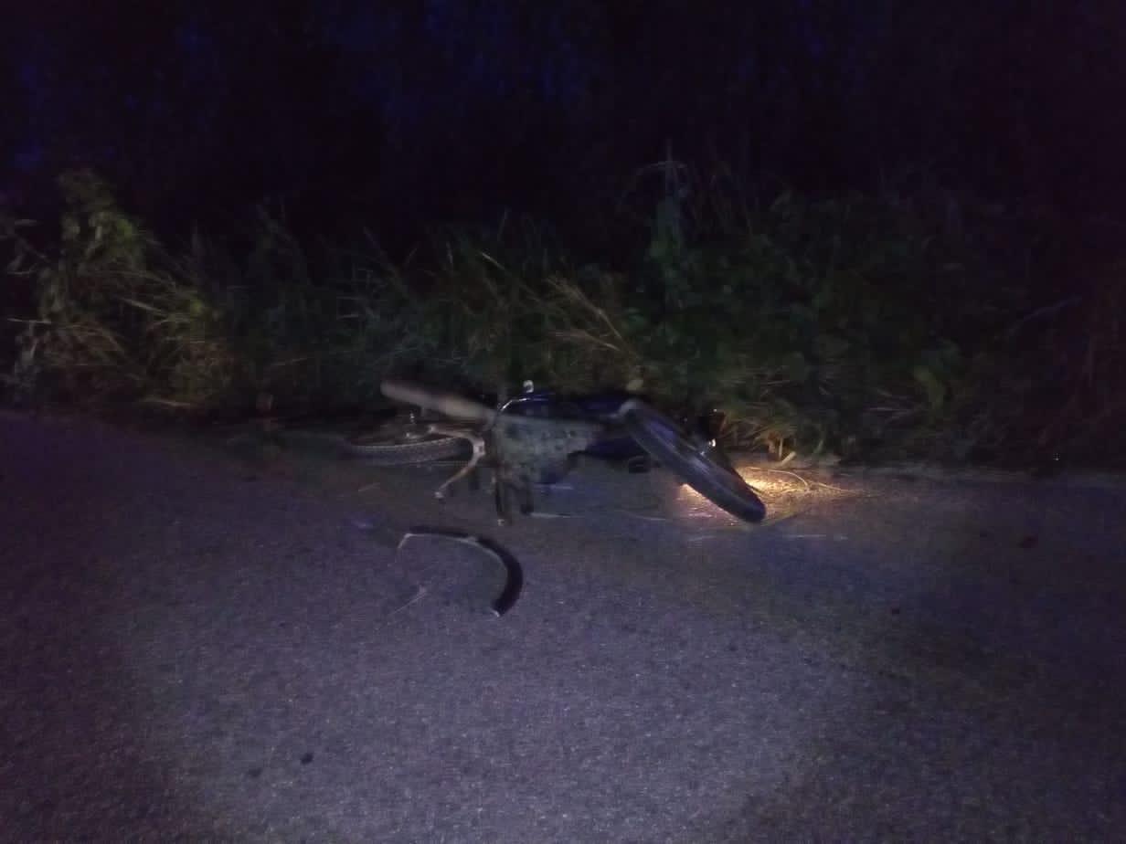 Trágico accidente en la Zona Maya de José Ma. Morelos.