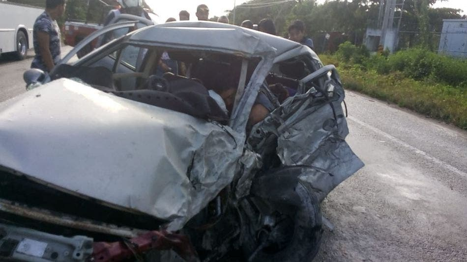 Incrementa 14% los accidentes viales por uso de celular.
