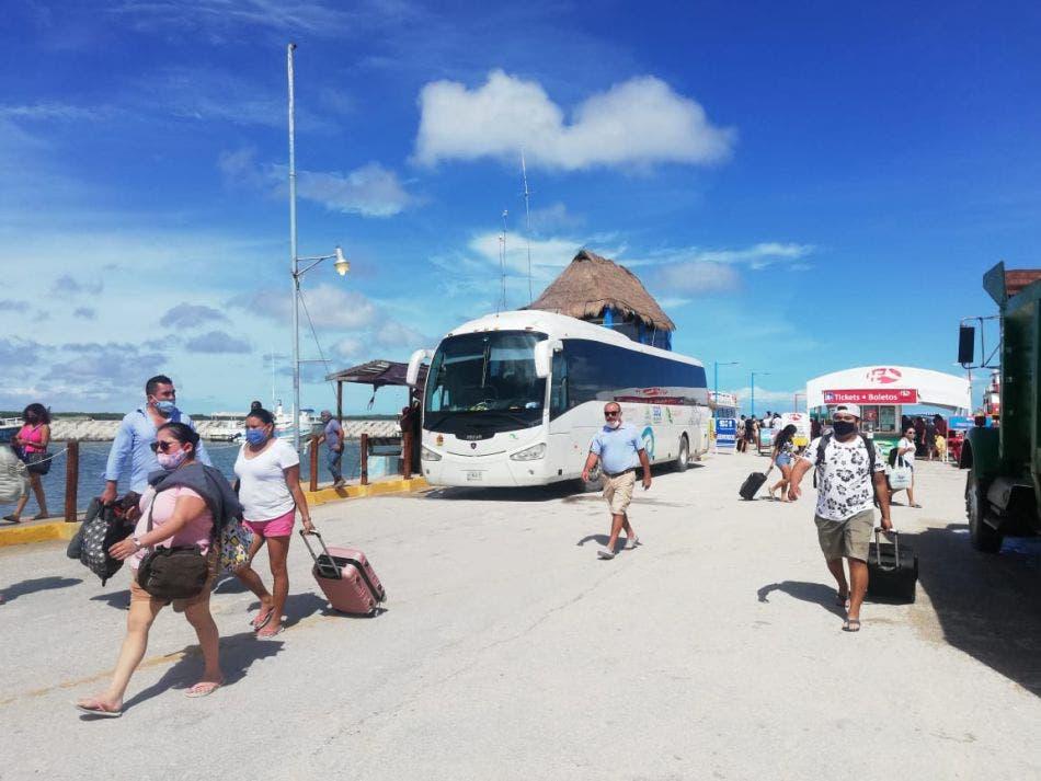 Cae 25% la ocupación hotelera en isla Holbox.