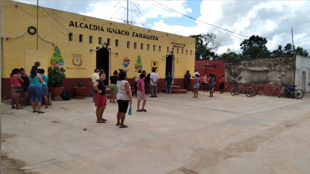 Brinda CAPA atención itinerante a familias de la alcaldía Ignacio Zaragoza.