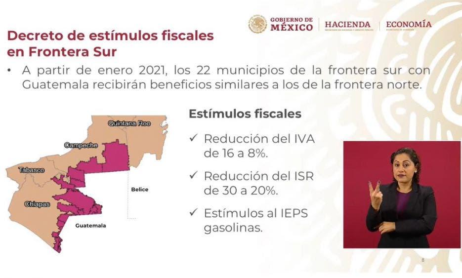 Chetumal fue excluido de estímulos fiscales a combustibles.