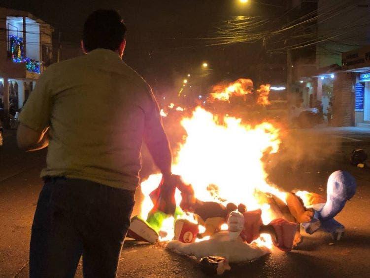 En Yucatán prohíben la 'quema del año viejo', advierte Protección Civil