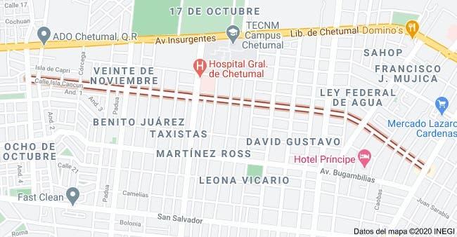 Ampliarán a dos carriles calle Isla Cancún de Chetumal.