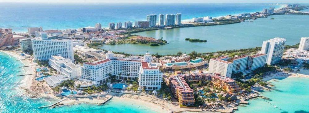 Cuesta arriba las reservas hoteleras para enero en Cancún.