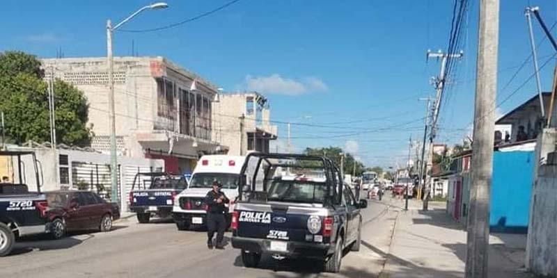 Balacera deja 3 muertos en la SM 73 de Cancún