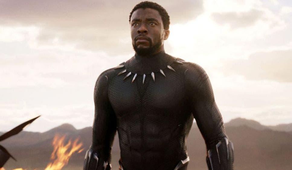 Chadwick Boseman grabó varios episodios como Black Panther antes de morir